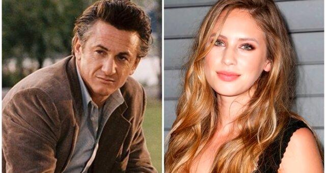 Sean Penn und Tochter Dylan. Quelle: Screenshot Youtube