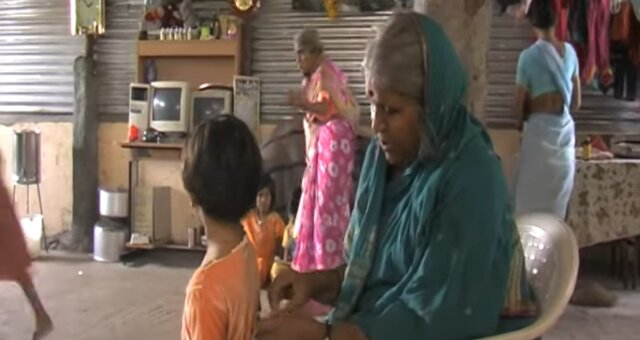 Sindhutai Sapkal. Quelle: Screenshot Youtube