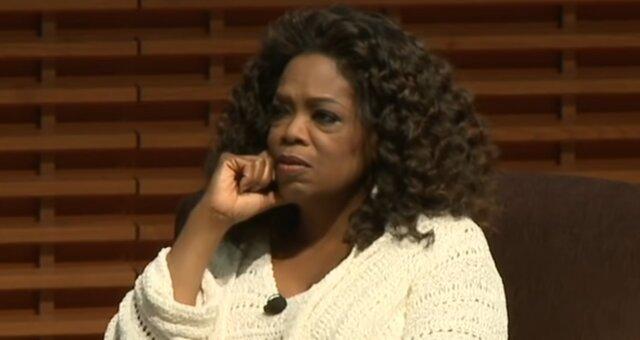 Oprah Winfrey. Quelle: Screenshot Youtube
