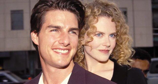 Nicole Kidman und Tom Cruise. Quelle: Screenshot Youtube