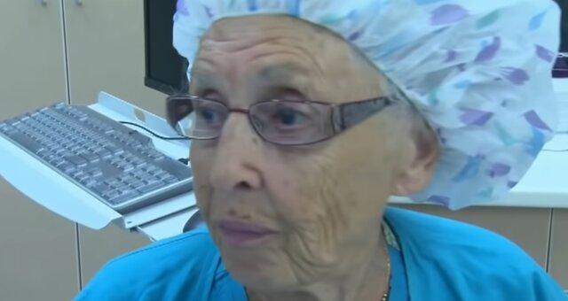 Florence Rigney. Quelle: Screenshot Youtube