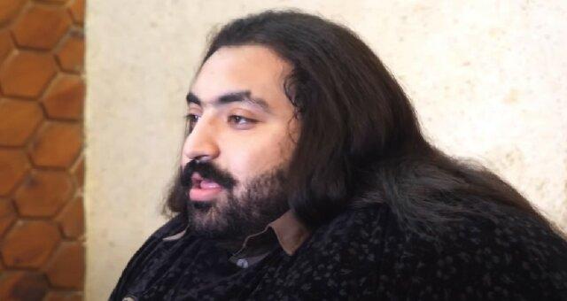 Arbab Khizer Hayat. Quelle: Screenshot YouTube