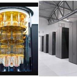 IBM hat den leistungsstärksten Computer in Europa vorgestellt. Quelle: Screenshot Youtube