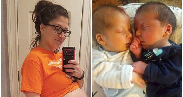 Ashley Calo und ihre Babys. Quelle: Screenshot Youtube