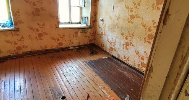 Baufällige Wohnung. Quelle: Screenshot Youtube