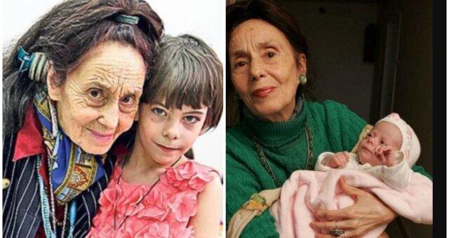 Adriana und ihre Tochter Elisa. Quelle: Screenshot Youtube