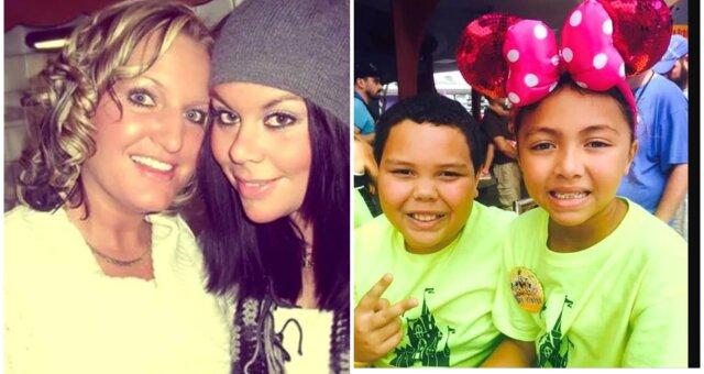 Sarah, Missy und Kinder. Quelle: Screenshot Youtube