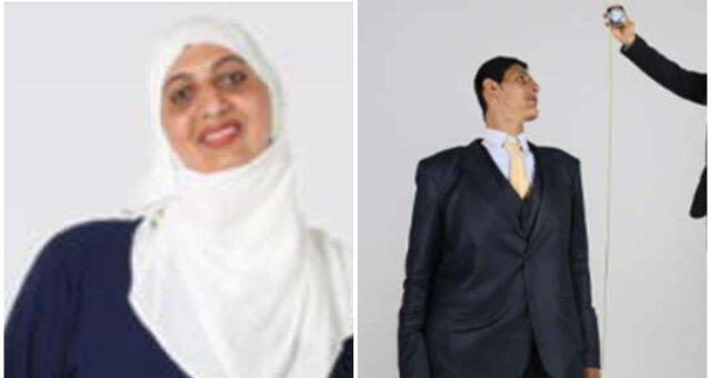 Mohamed und Huda. Quelle: Screenshot Youtube