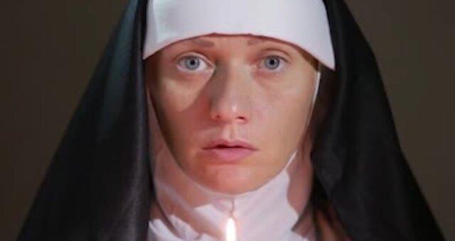 Nonne. Quelle: Screenshot Youtube