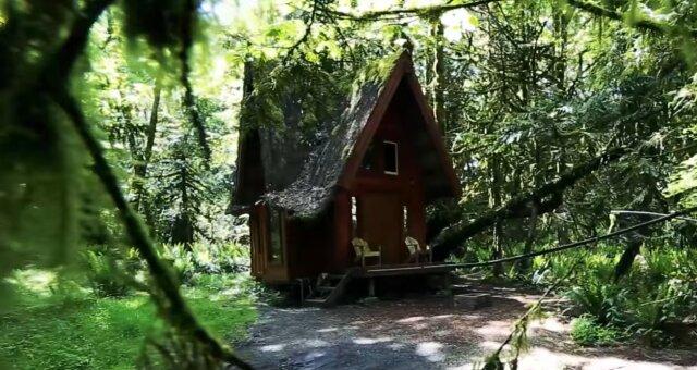 Haus wie aus dem Märchen. Quelle: Screenshot Youtube