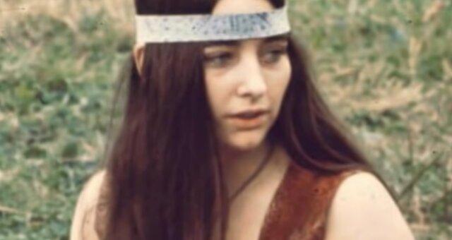 Hippie-Festival Woodstock. Quelle: Screenshot Youtube