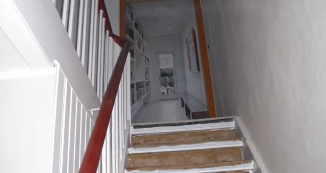 Eingangsbereich. Quelle: Screenshot Youtube