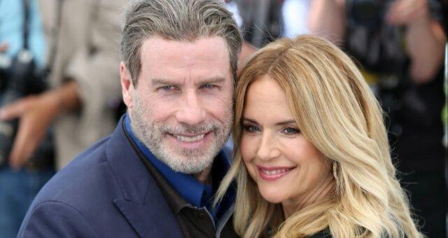 John Travolta und Kelly Preston. Quelle: Screenshot Youtube