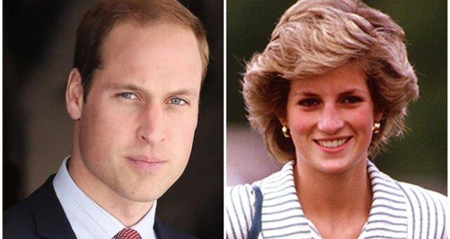 Prinz William und Prinzessin Diana. Quelle: Screenshot Youtube