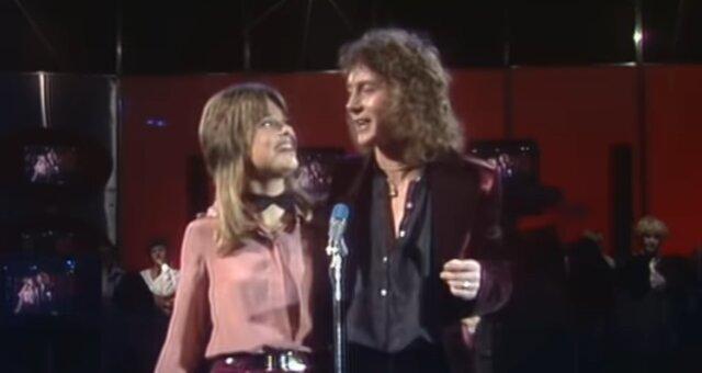 Chris Norman und Suzi Quatro. Quelle: Screenshot Youtube