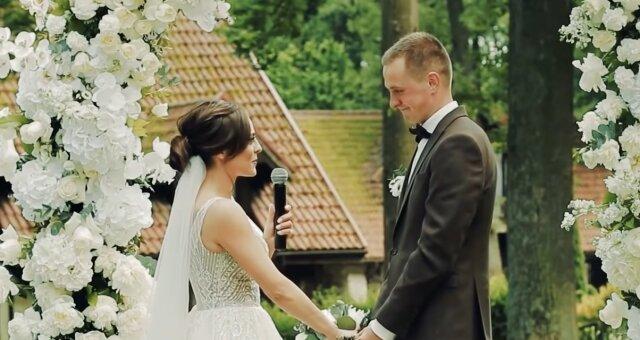 Braut und Bräutigam. Quelle: Screenshot Youtube