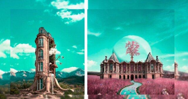 Surreale Bilder. Quelle: boredpanda.com