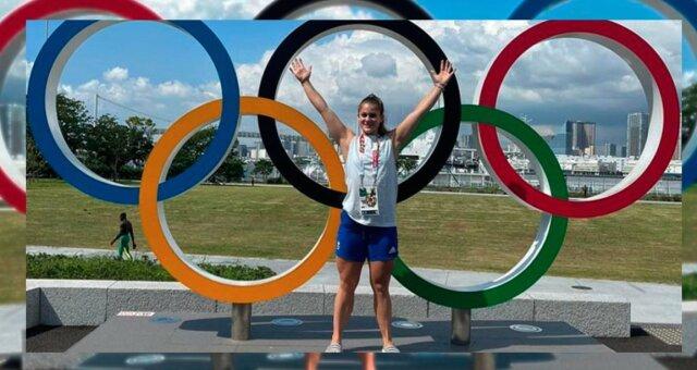 BMX-Goldmedaillengewinnerin. Quelle: boredpanda.com