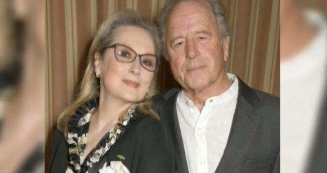 Meryl Streep und Don Hammer. Quelle: Screenshot Youtube
