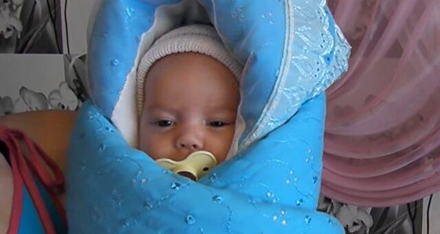 Baby. Quelle: Screenshot Youtube
