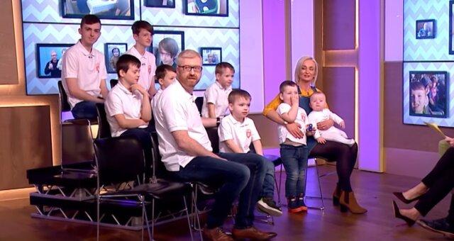 Familie Brett. Quelle: Screenshot Youtube
