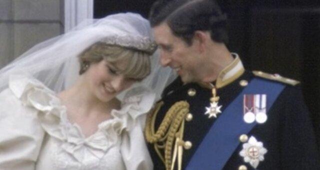 Hochzeit von Prinzessin Diana und Prinz Charles. Quelle: Screenshot Youtube