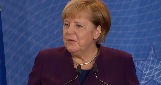 Angela Merkel. Quelle: Screenshot Youtube