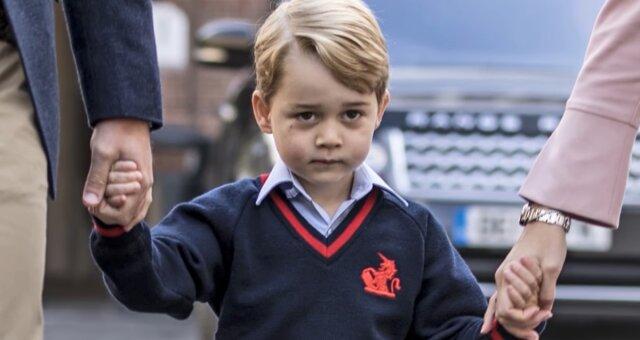Prinz George. Quelle: Screenshot Youtube