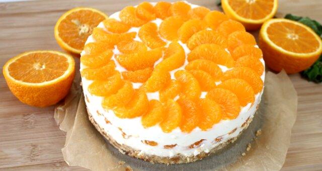Mandarinenkuchen. Quelle: Screenshot Youtube