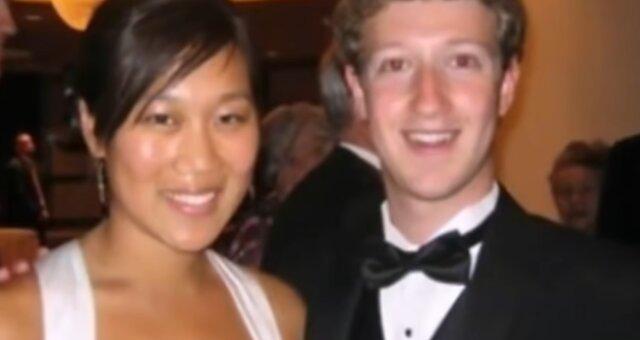 Mark Zuckerberg und Priscilla Chan. Quelle: Screenshot Youtube
