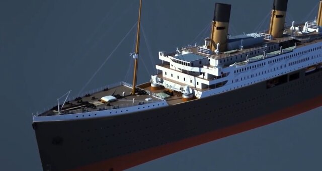 Titanic II. Quelle: Screenshot Youtube