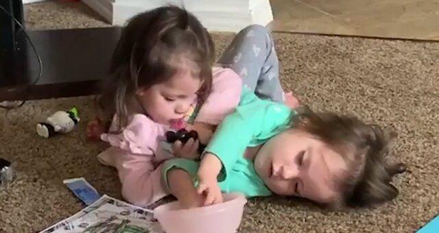 Schwestern Sabuco. Quelle: Screenshot Youtube