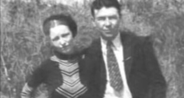 Bonnie und Clyde. Quelle: Screenshot Youtube