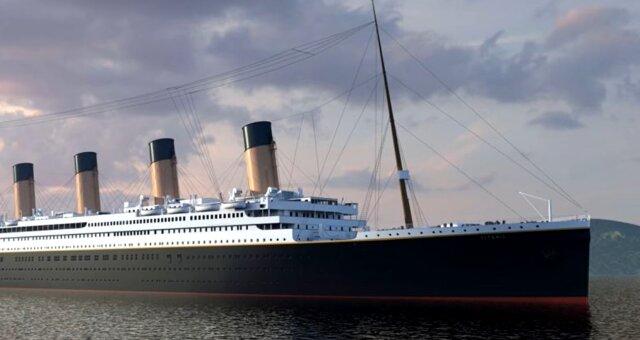 Titanic. Quelle: Screenshot Youtube