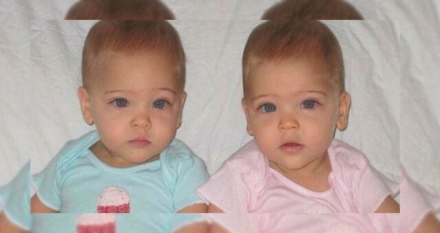 Zwillinge. Quelle: prikolno.cc
