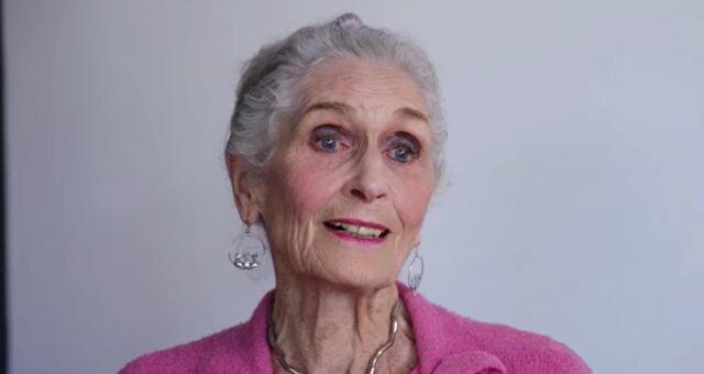 Daphne Selfe. Quelle: Screenshot Youtube